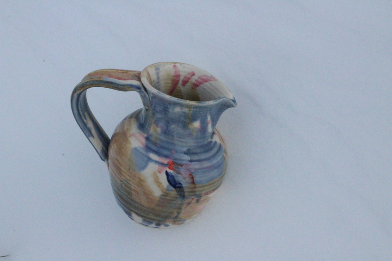 bailey brown pottery pitcher.JPG