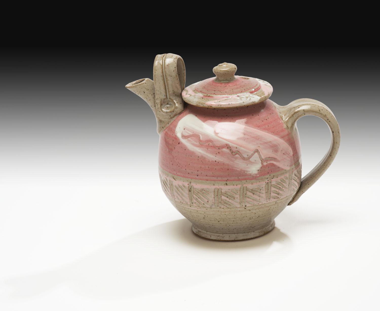 Pink Teapot (Large) 2014 Large format.jpg