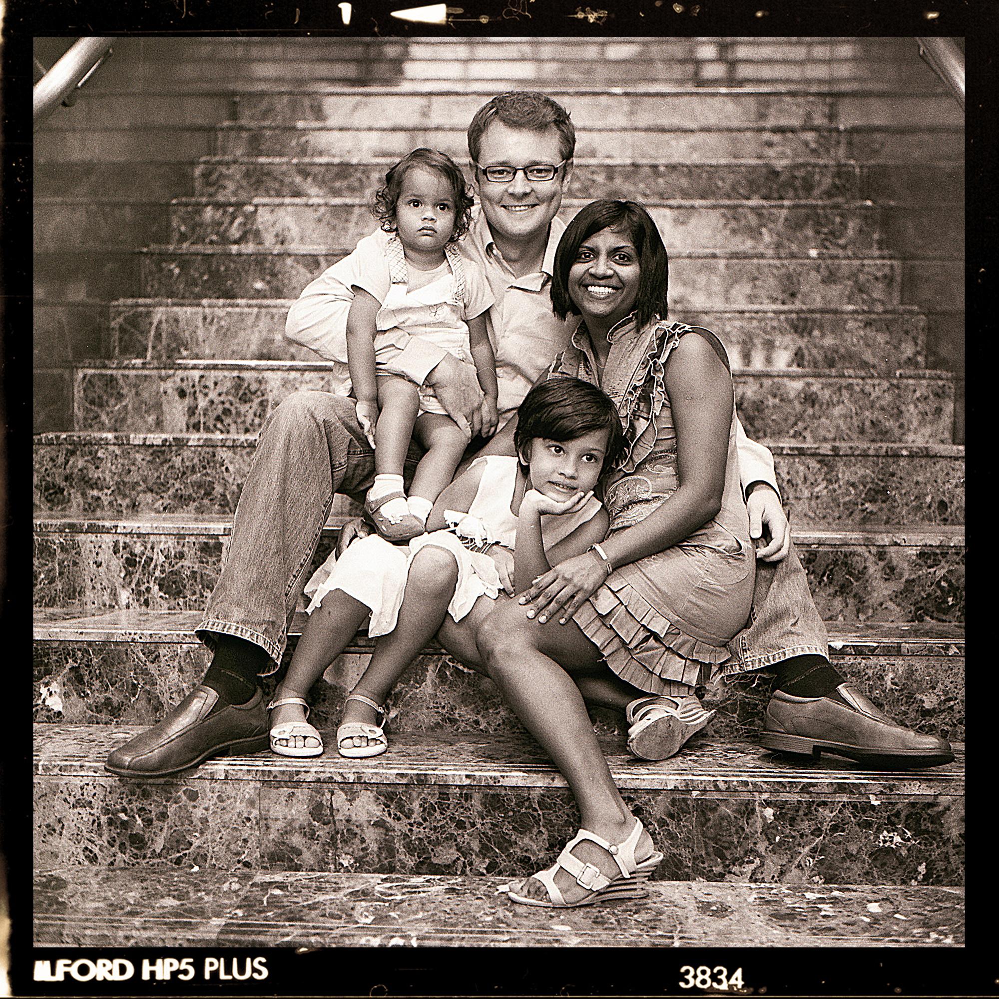 Serge, Julie & the Kids