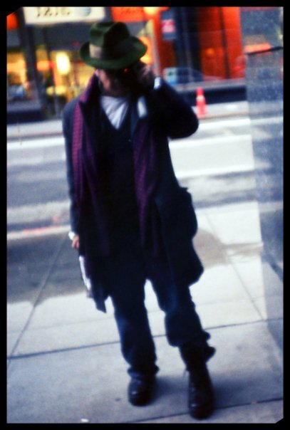 Circa 2010, New York City with my LOMO LCA