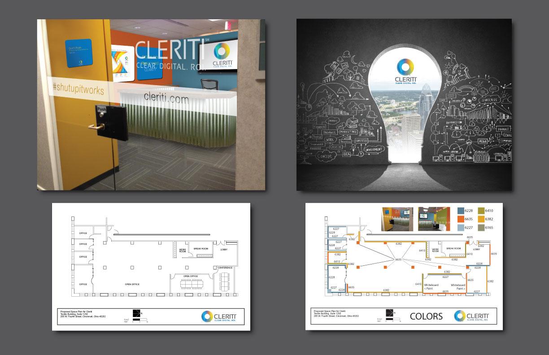 Cleriti Office Design