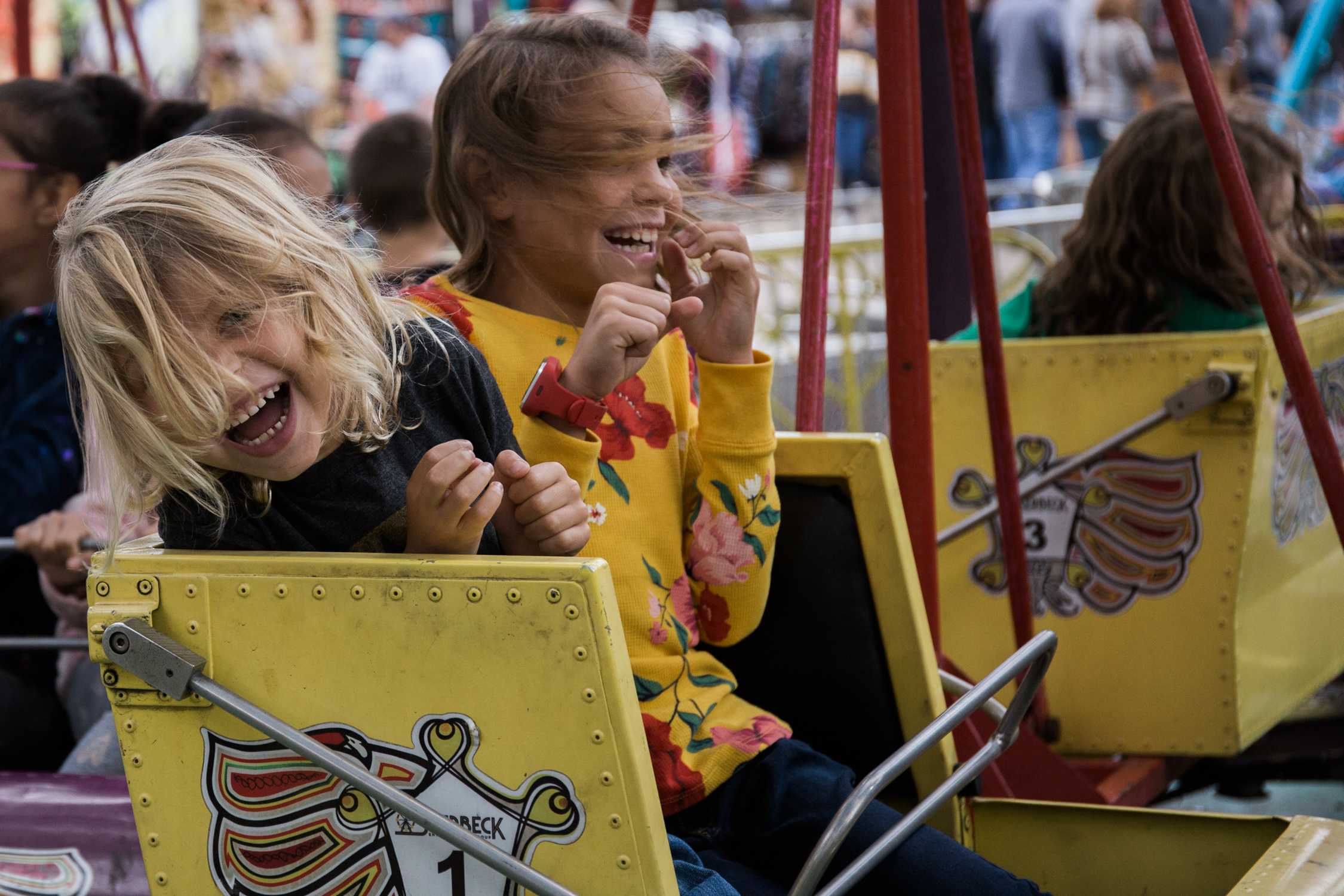 Family Fun at the allegan county faire