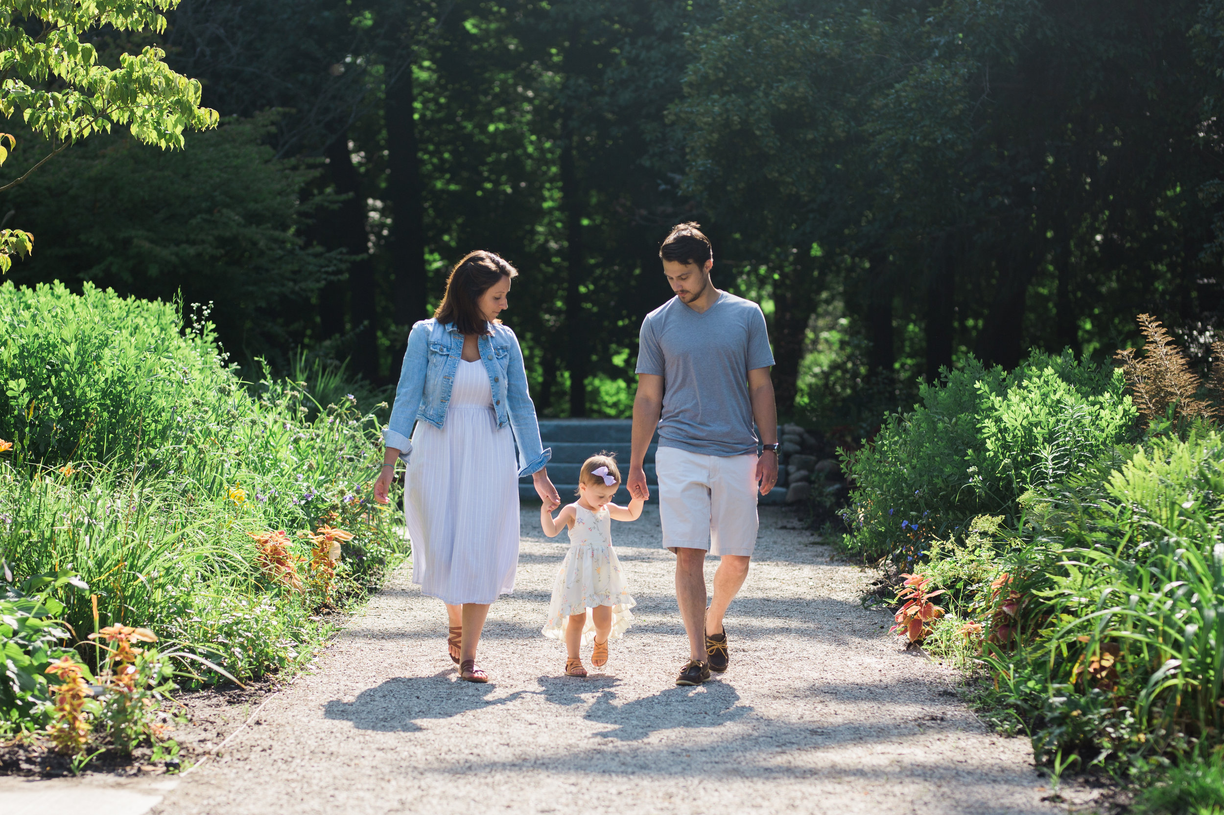 walk in the park- crane park- family photographer