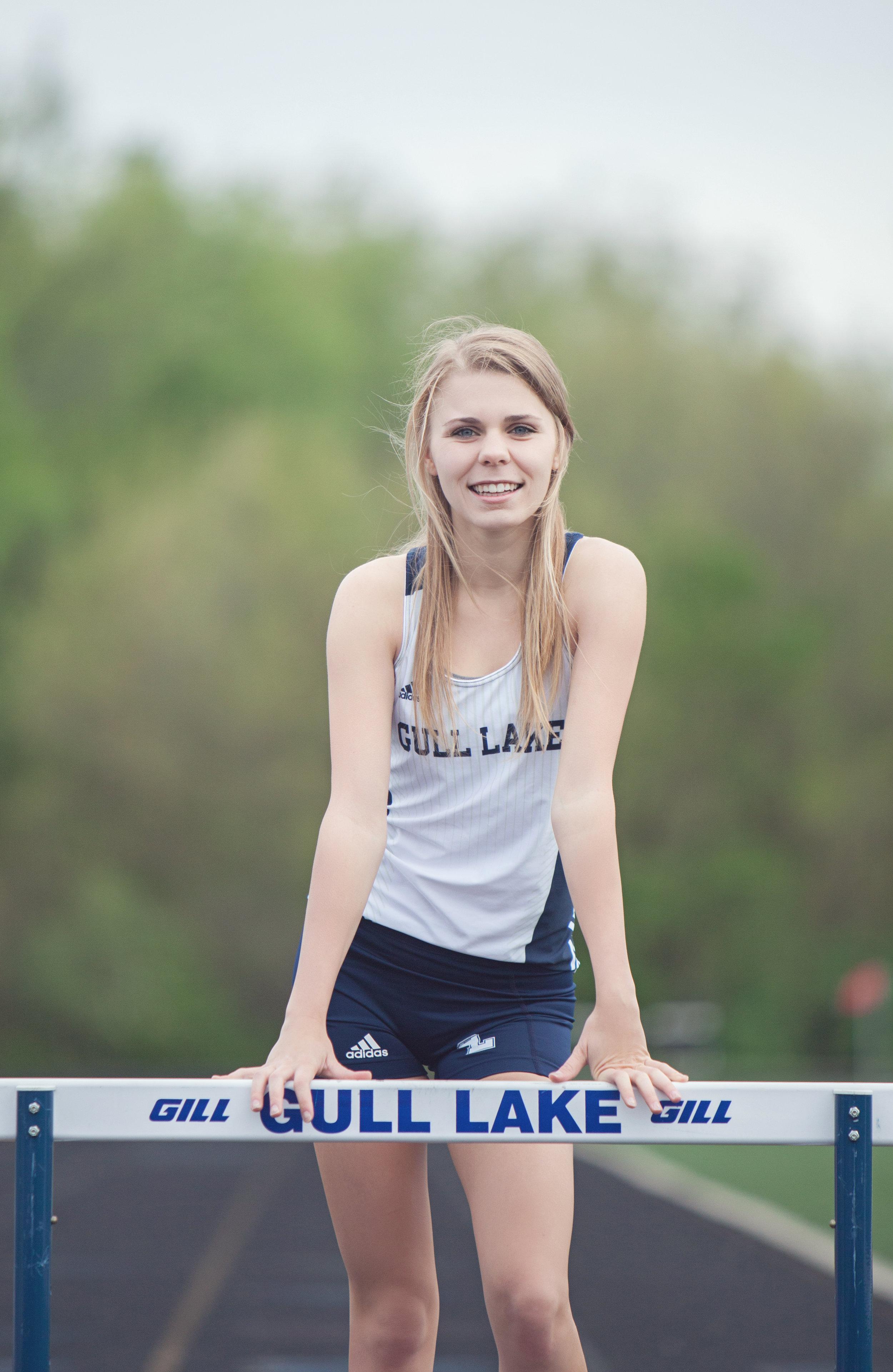 Gull Lake Track- Sarah Collins Photography