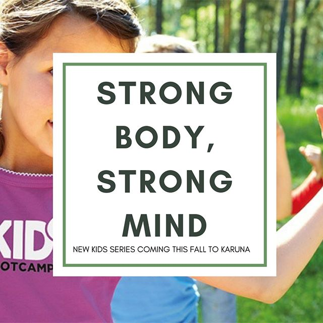 SIGN UP NOW FOR THIS POWERFUL FALL PROGRAM FOR FEMALE KIDS/TEENS!⠀⠀⠀⠀⠀⠀⠀⠀⠀ ⠀⠀⠀⠀⠀⠀⠀⠀⠀ Strong Body, Strong Mind is an 8-week program that utilizes the power of movement as the means to improving girls' physical, social and emotional well-being. This class is designed and led by a Licensed Child/Adolescent Therapist (LICSW) and Certified Personal Trainer (CPT) and is tailored to the unique developmental needs and issues tween/teen girls encounter. Class format will combine group circuits consisting of functional movements with games, relays and team challenges to make it fun and to build strength, endurance, balance and flexibility. Girls are taught to listen to their bodies and modify workouts to ensure safe and effective exercise. This high energy class emphasizes partner work to aid in building camaraderie, positive peer support, goal setting and improving self-esteem. In addition, girls will learn to effectively manage stress, develop healthy ways to cope with feelings, make healthy behavior changes, and mindfully fuel their body with nutritional tips prepared by a Registered Dietitian. A healthy post workout snack is provided and girls are encouraged to stay and enjoy it as a group. We promote self-confidence in girls and emphasize creating an atmosphere that is fun, inclusive, and supportive where girls feel empowered to reach their full potential. Class will be limited to 8 participants.⠀⠀⠀⠀⠀⠀⠀⠀⠀ ⠀⠀⠀⠀⠀⠀⠀⠀⠀ Instructor Jessica Spaman, LICSW, is a Child & Adolescent Therapist in private practice and a certified personal trainer through the National Academy of Sports Medicine (NASM). She enjoys working with youth to improve self-esteem, develop healthy habits to manage stress and anxiety, and feel more socially confident and connected. Her passion is utilizing the power of community and movement to keep youth engaged, motivated, and empowered to improve their health and well-being.⠀⠀⠀⠀⠀⠀⠀⠀⠀ ⠀⠀⠀⠀⠀⠀⠀⠀⠀ ⠀⠀⠀⠀⠀⠀⠀⠀⠀ __________⠀⠀⠀⠀⠀⠀⠀⠀⠀ #healthykids #healthyteens #strongbo