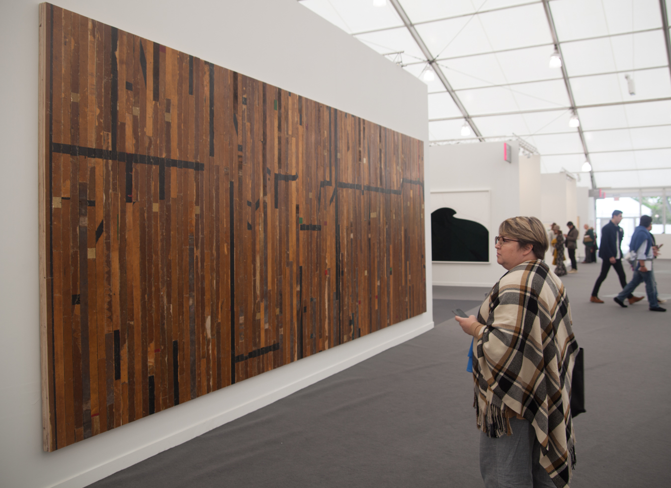 Theaster Gates at White Cube
