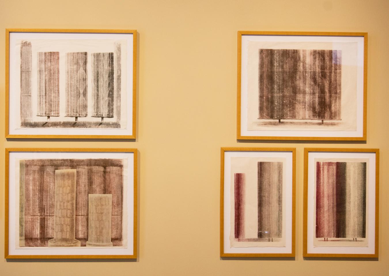 Harry Bertoia Monotype Prints Harry Bertoia Monotype Prints