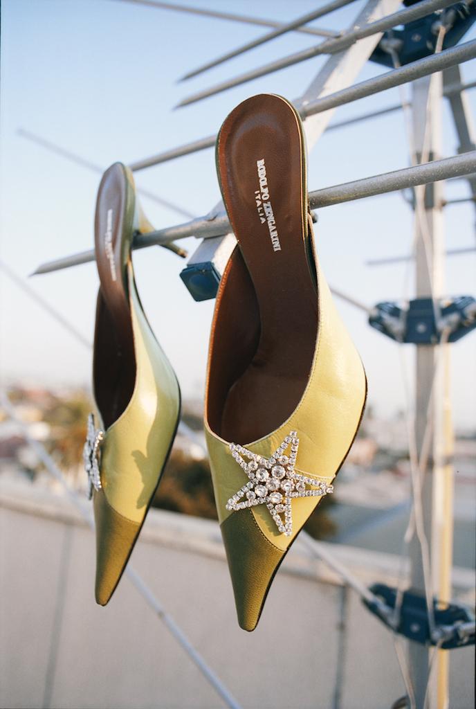 Cristina (Shoe Portraits series)