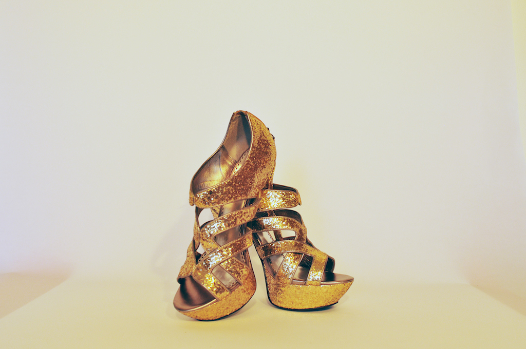 Crystal (Shoe Portraits series)