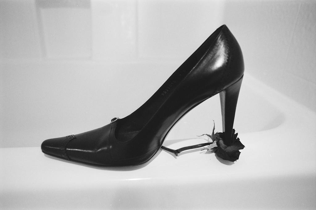 Evonne II (Shoe Portraits series)