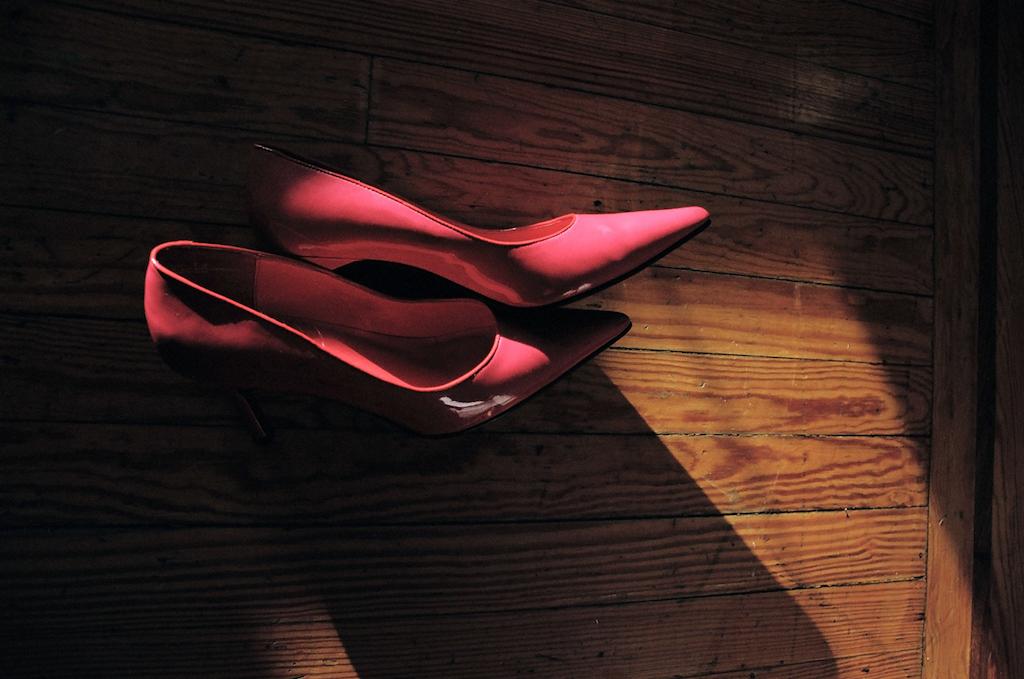 Tiffany (Shoe Portraits series)
