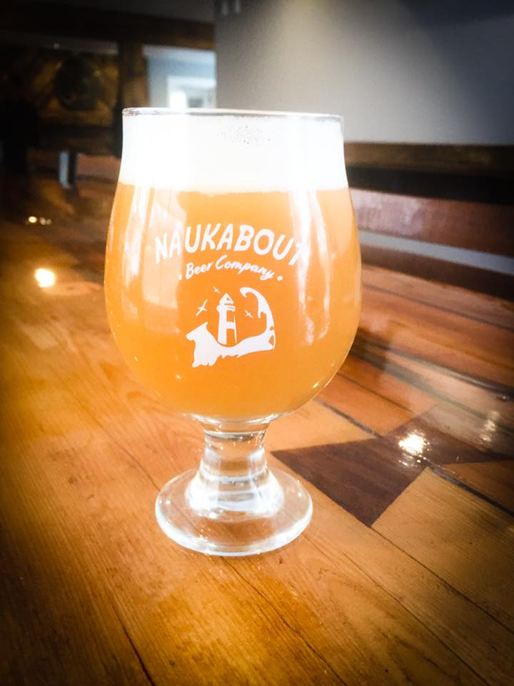 Naukabout Cape Cod's Premier New England IPA