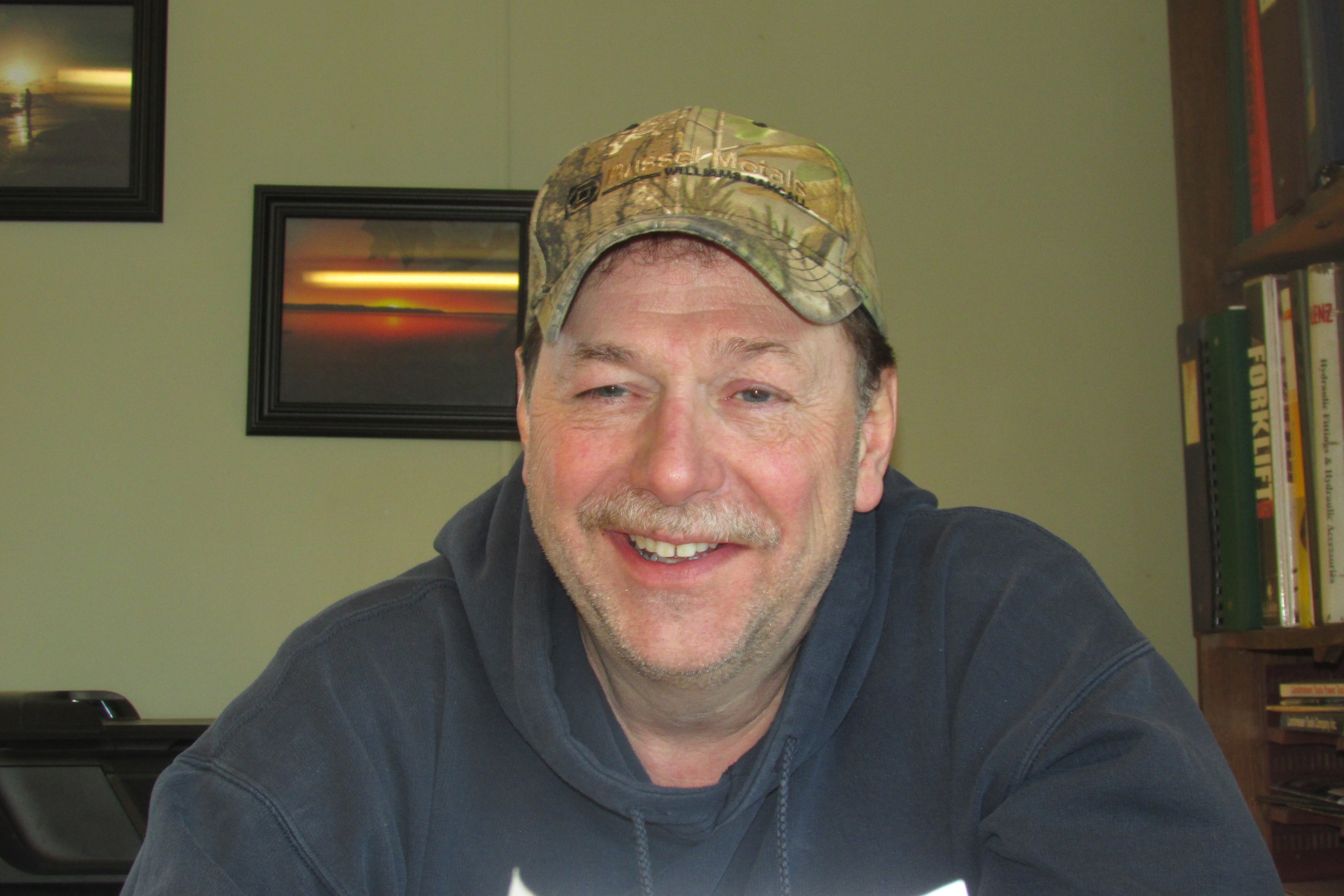 Keith Anderson, President