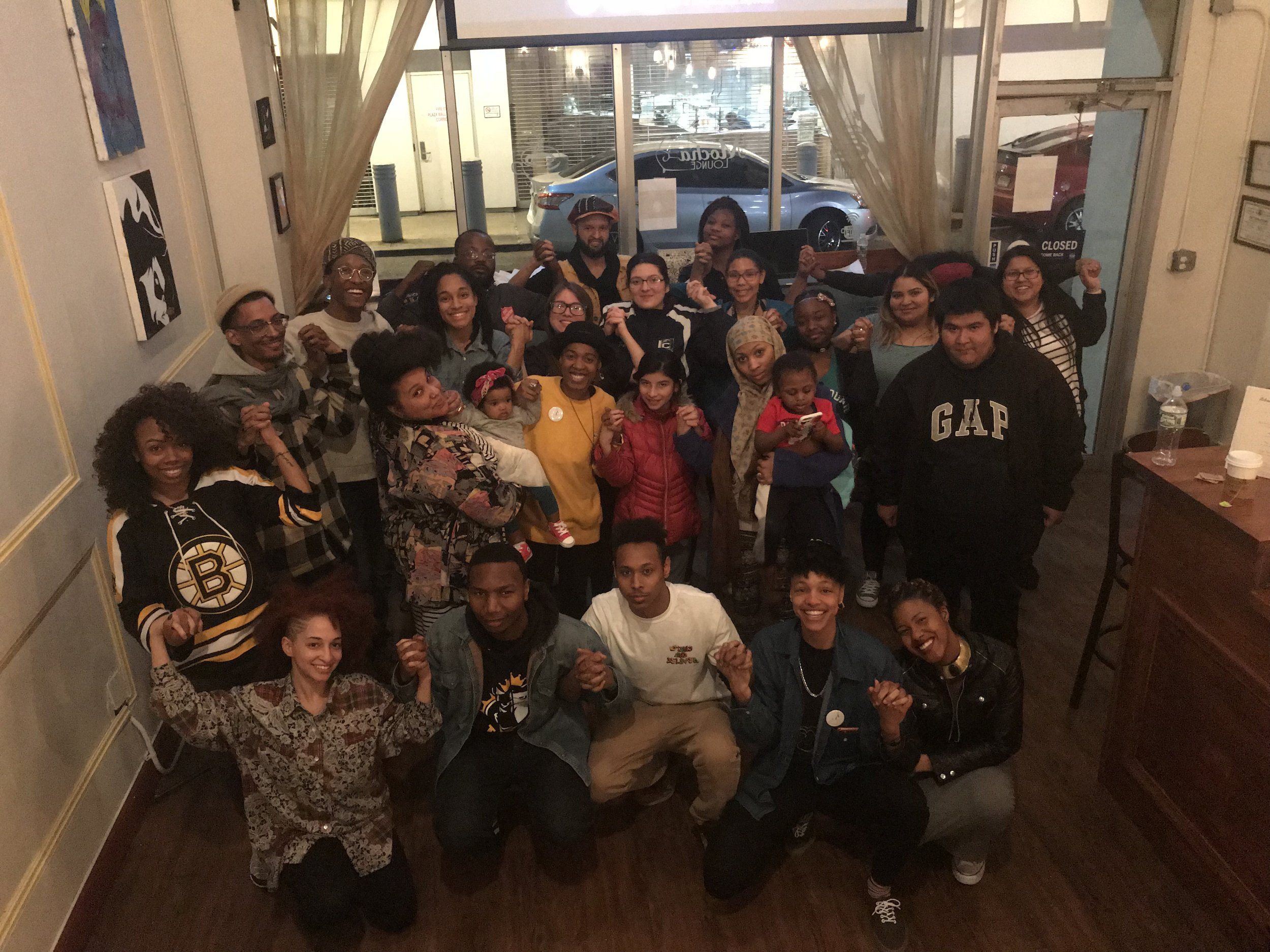 The first Future Cloud Youth Empowerment Open Mic for 2018 was a success. The event took place at Mocha lounge in Newark, New Jersey on March 16,2018. We partnered up with New Jersey Institute Of Social Justice to provide a positive environment for our youth to display their talents.