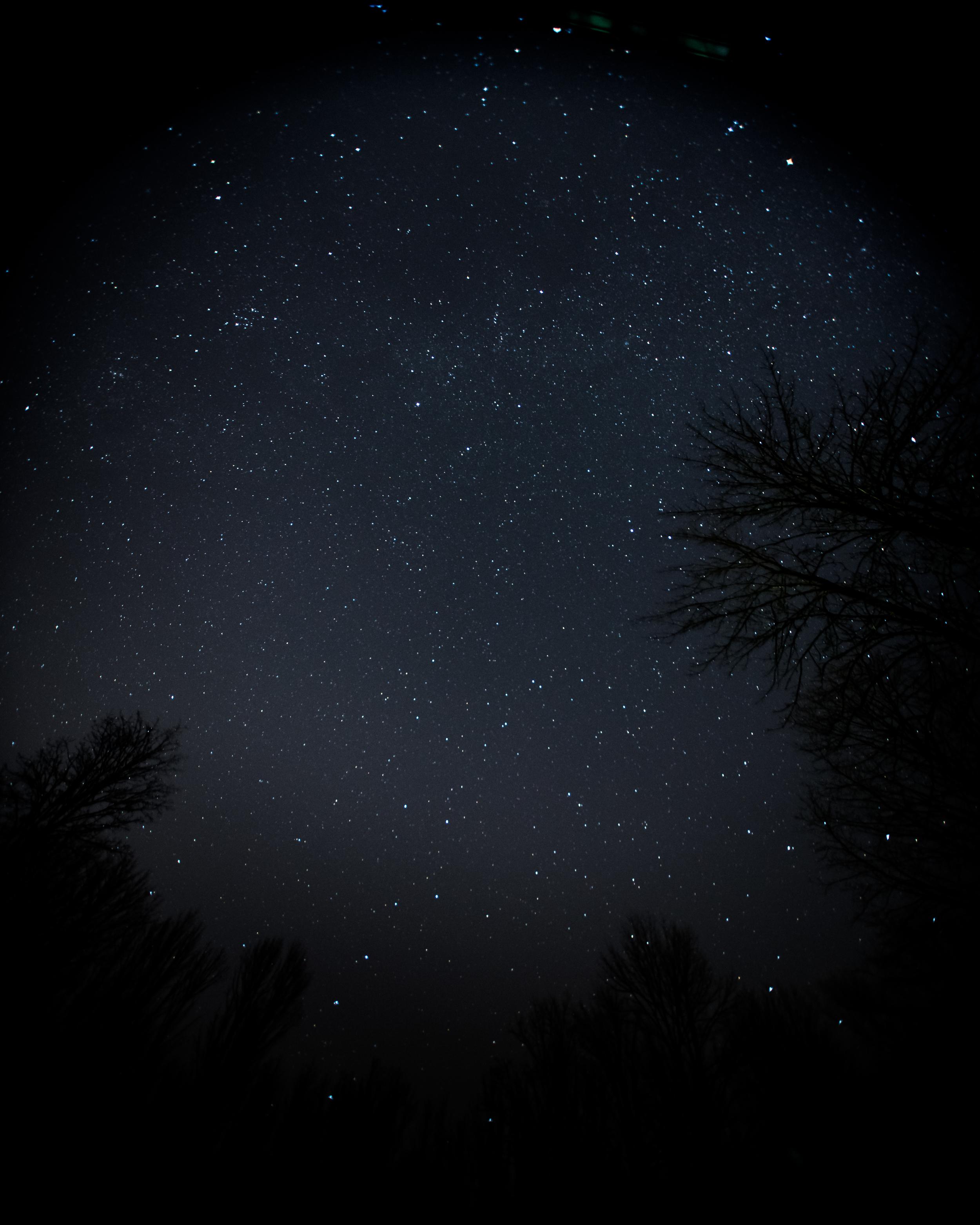 Night Sky Test #2 Nikon D750 ISO 1000 10mm f/3.5 30 secs.