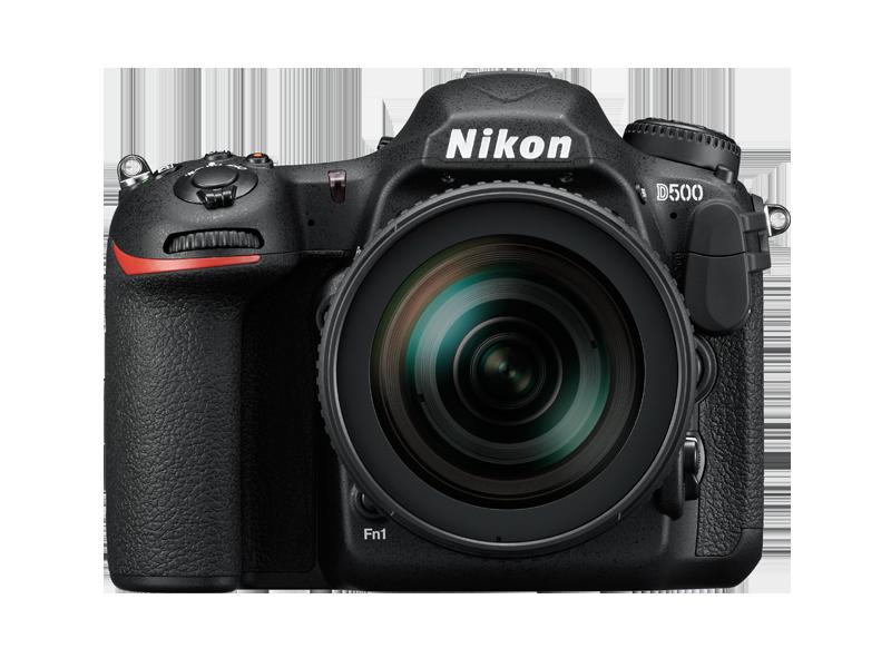 The 20.9 mega-pixel Nikon D500