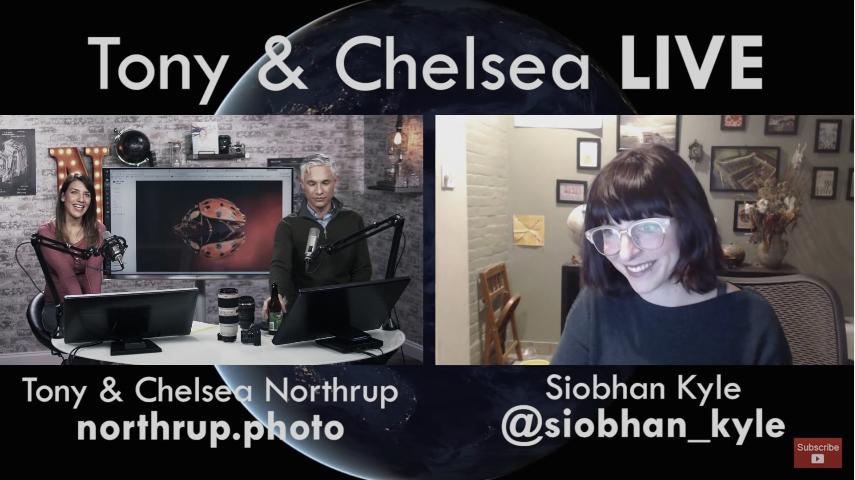 Tony & Chelsea