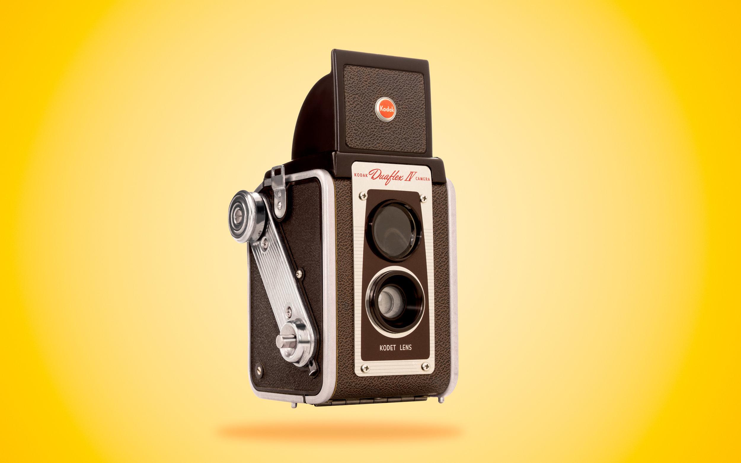 Kodak DuaFlex II (1950 - 1954