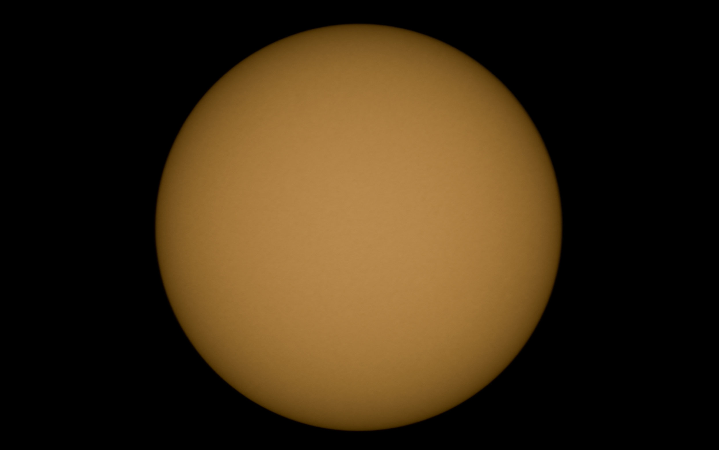 Sun (with a Baader solar filter by Gosky)