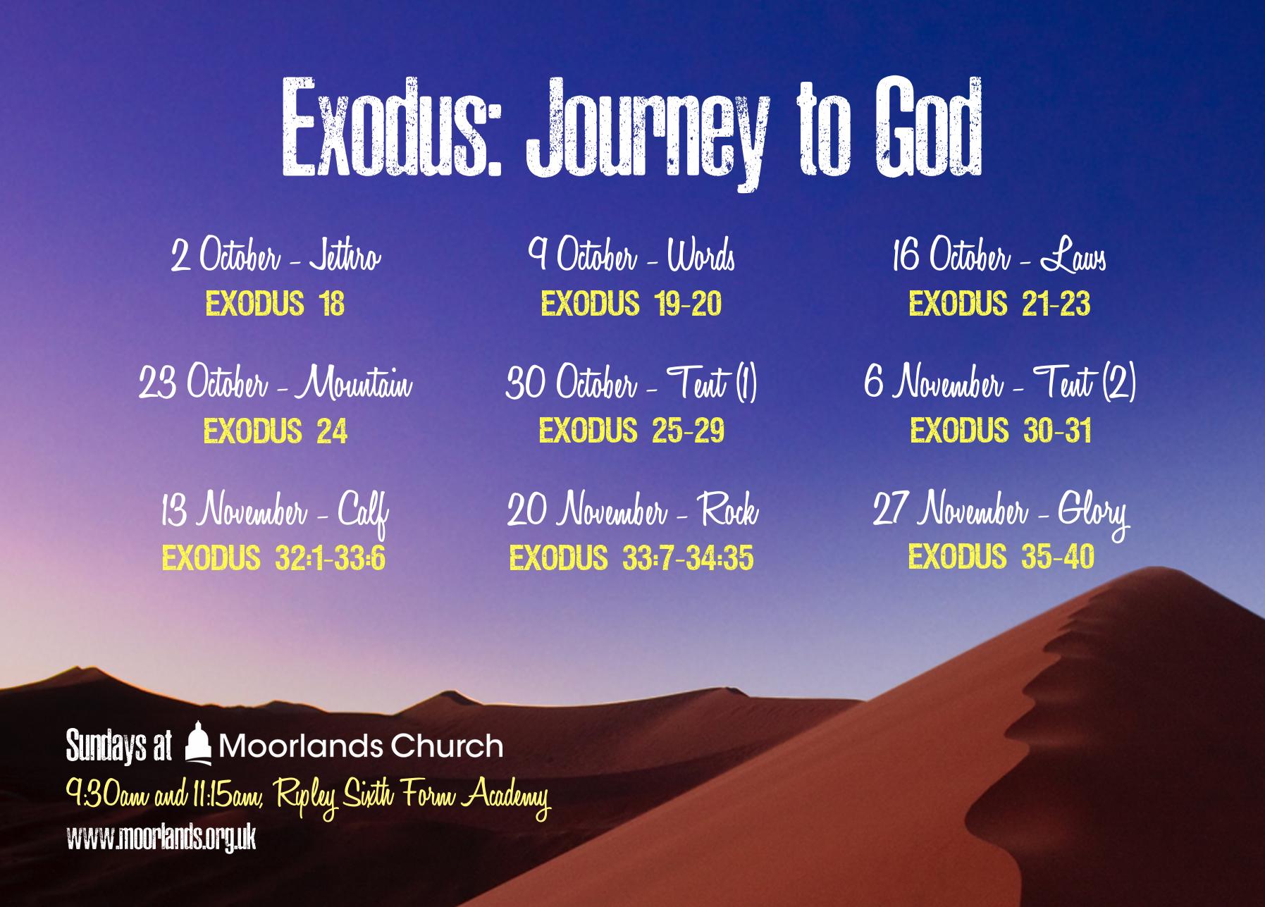 Exodus Back