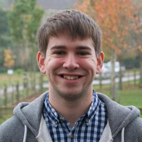 Gareth Watts  Student Worker