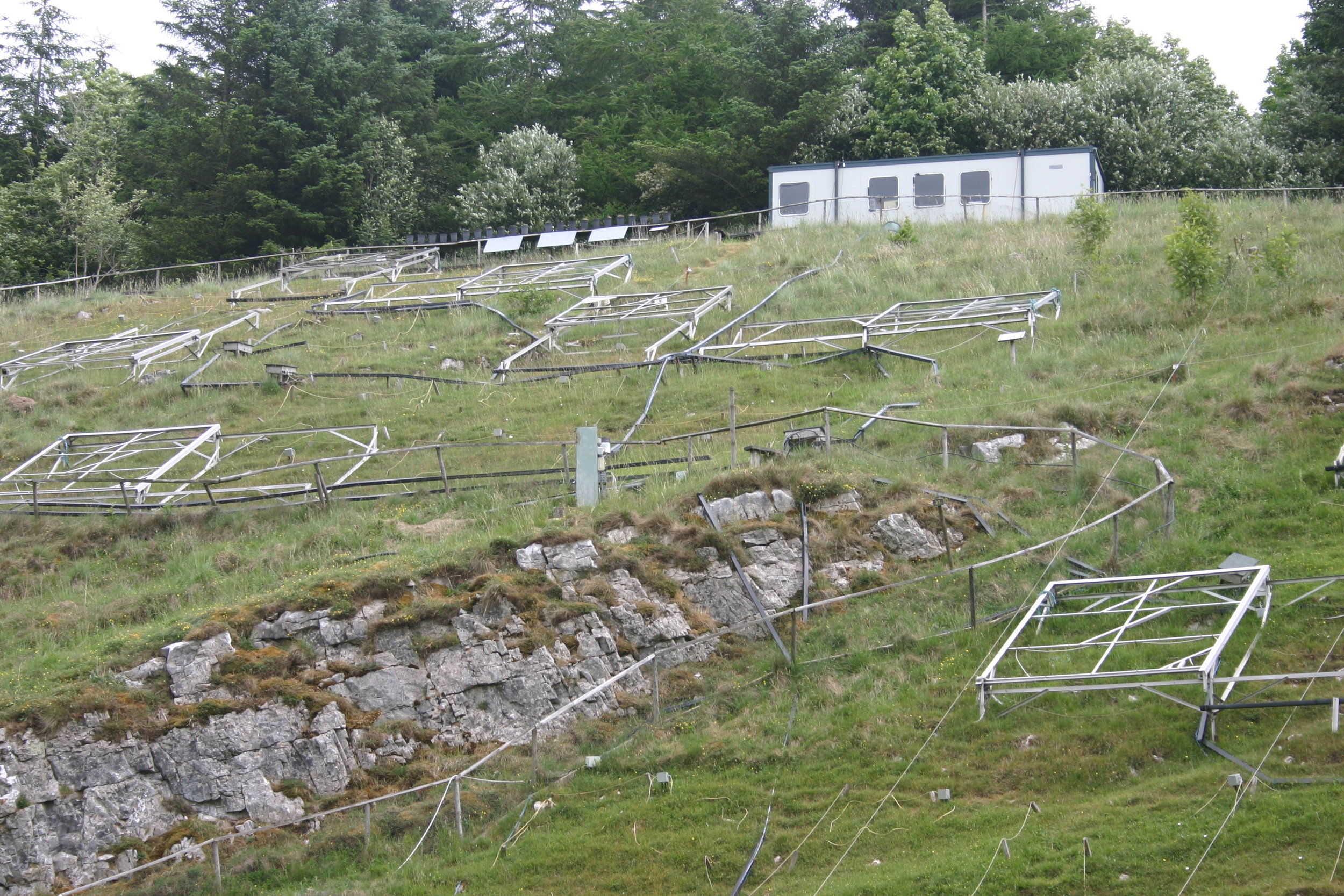 the buxton climate change impacts laboratory (Bccil)