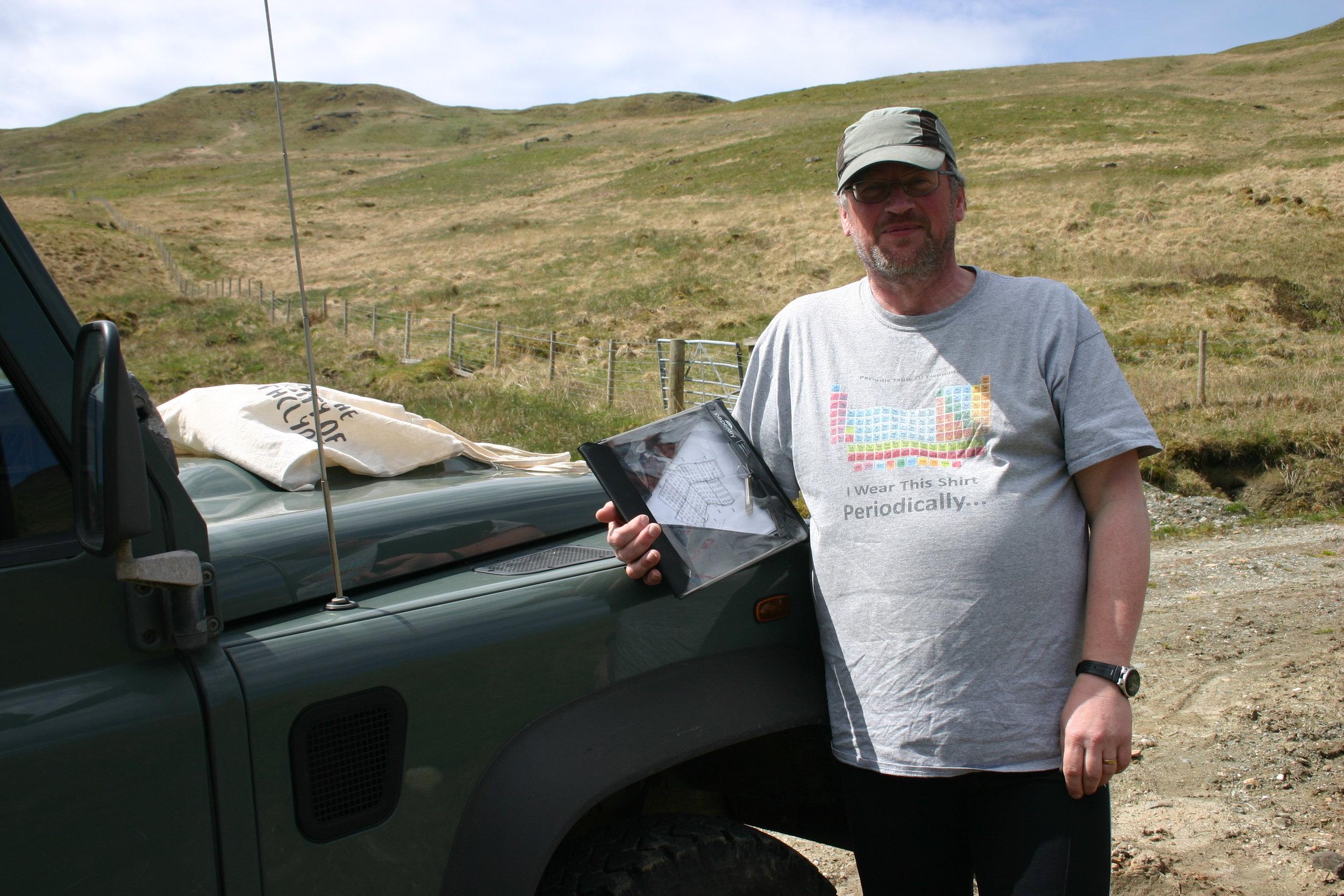 robin pakeman was the invited speaker at our june webinar on the glen finglas lte in scotland