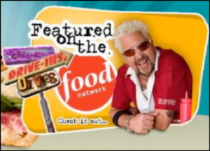 guy fieri Food Network Best in Bluegrass