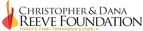 The Christopher & Dana Reeve Foundation provides education, advocacy, and support for people with spinal injuries. [ example ]