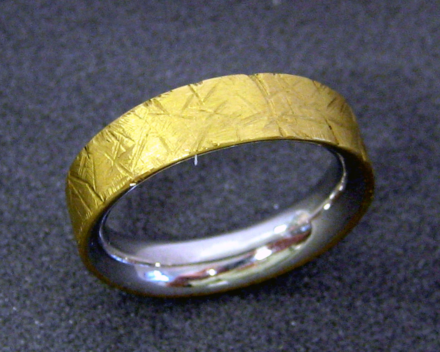 File Texture Ring