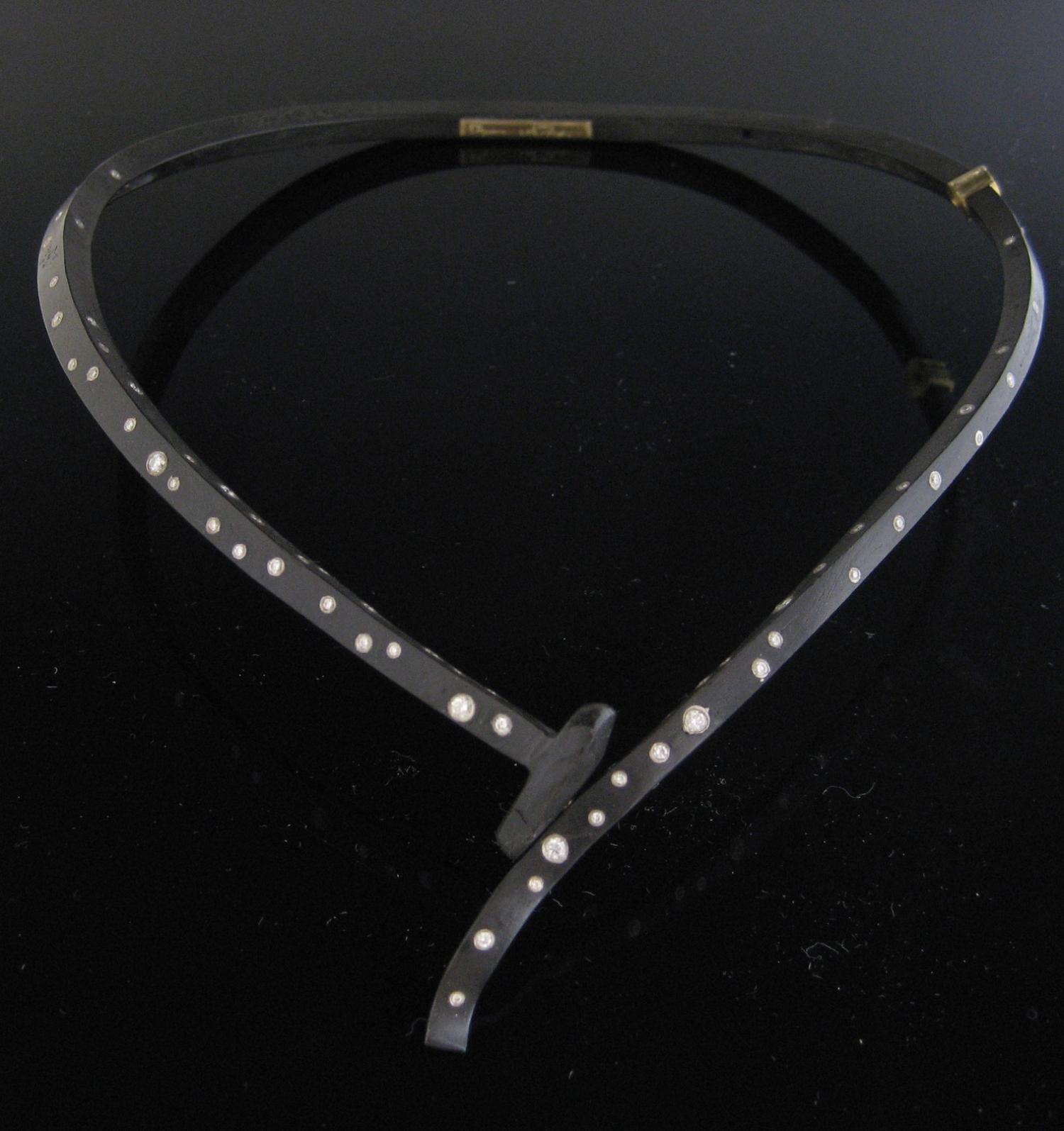 Diamond Sprinkle Neckpiece