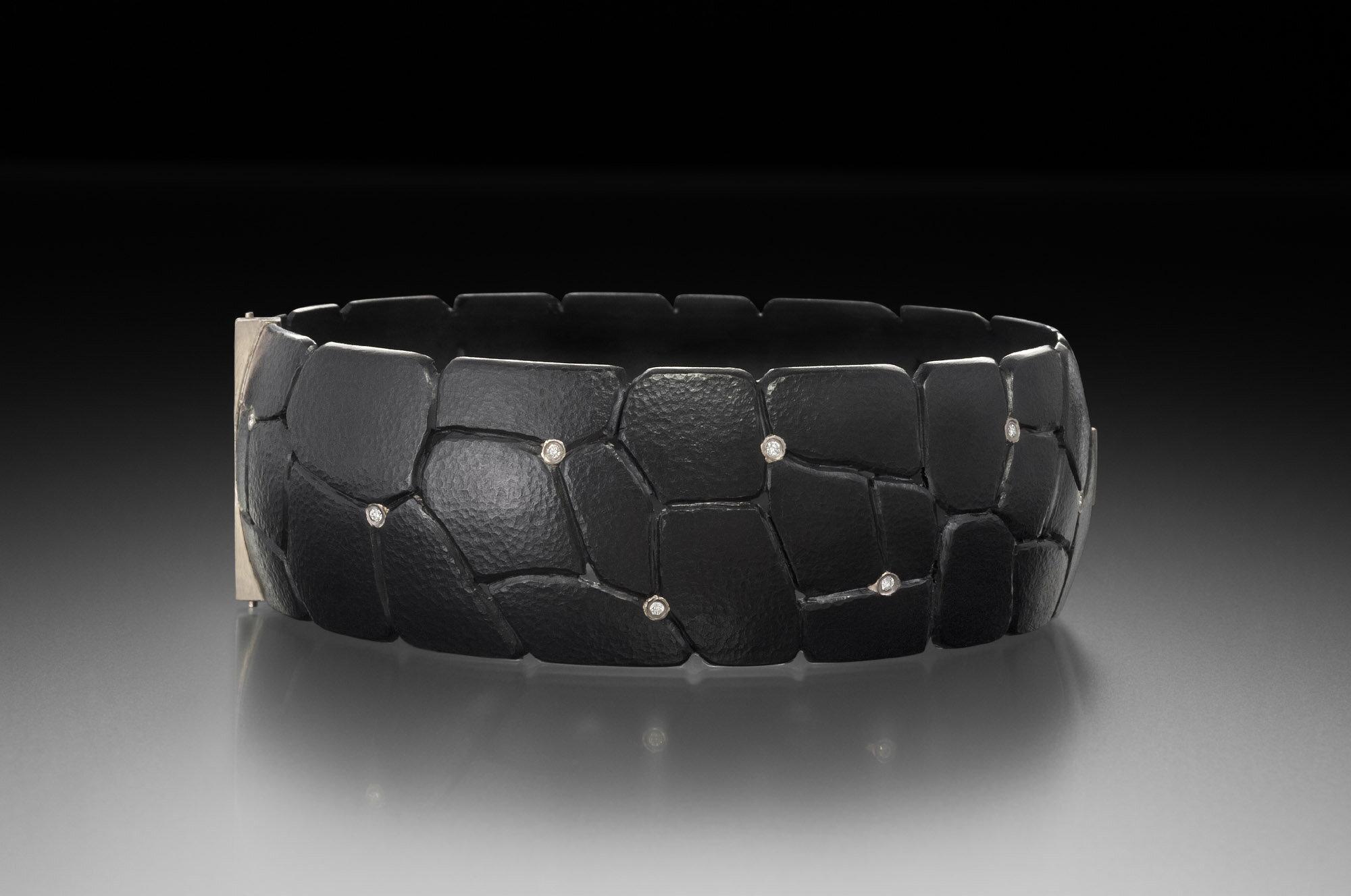 Pebble Cuff- Black.jpg