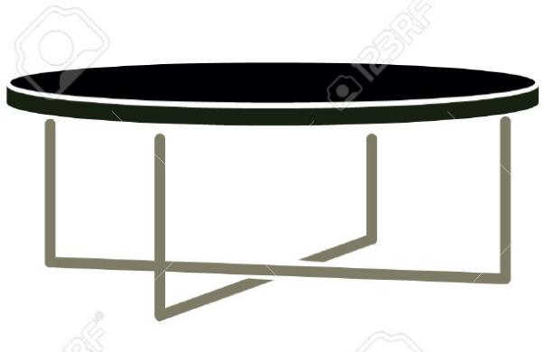 Журнальный столик -