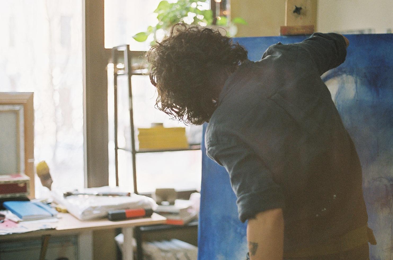 The Posture Studio Presents:  Michel Bellici