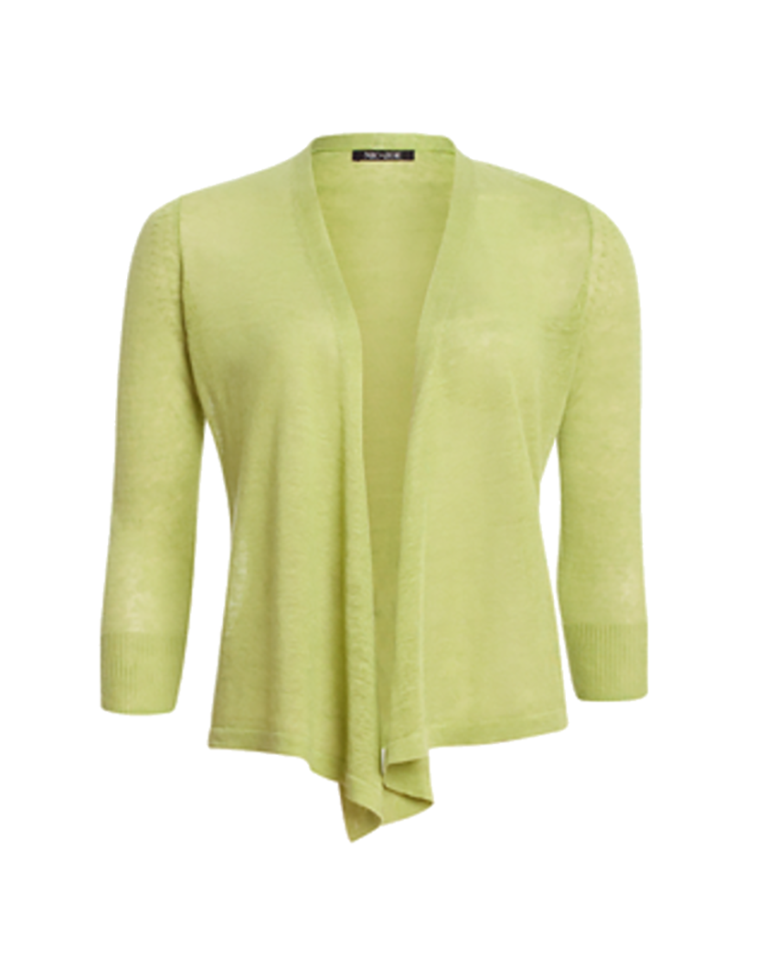 open cardigan lime nz.png