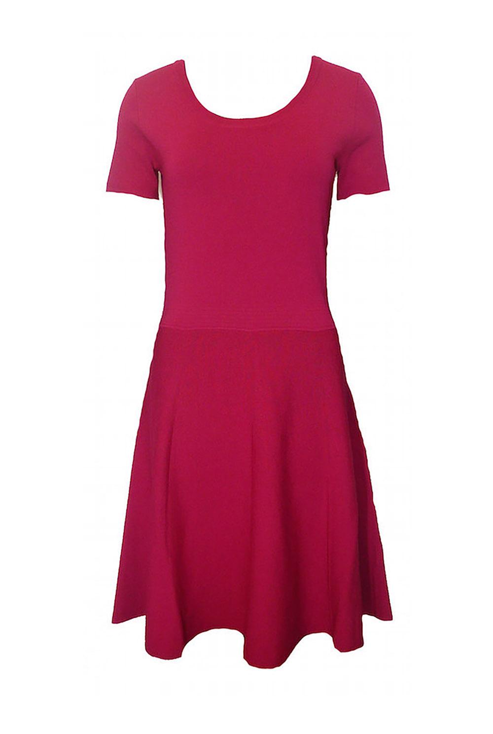 dress fit flare magenta knt.jpg