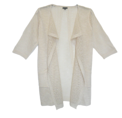 Long open weave cardigan.PNG