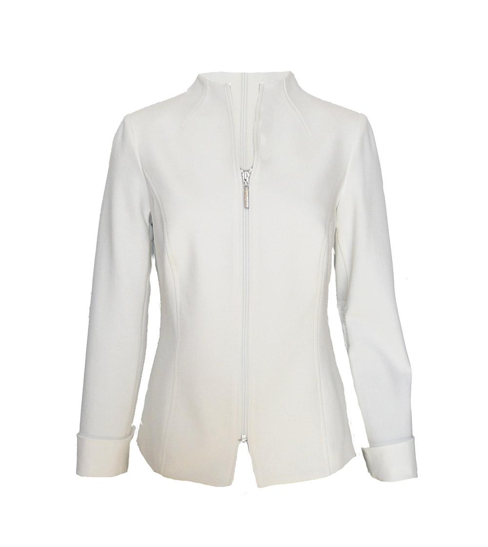 jacket white zip ponte.jpg