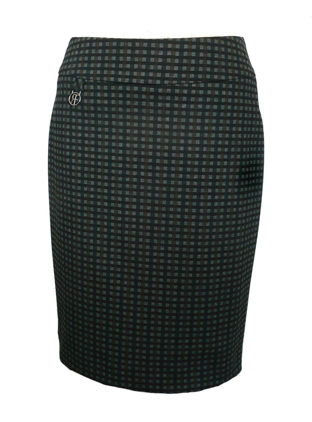 skirt slim check.jpg