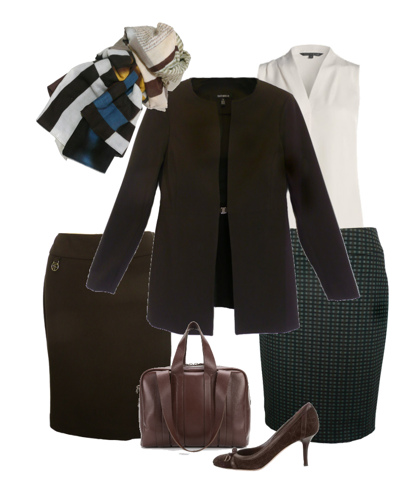 mix and match suit -