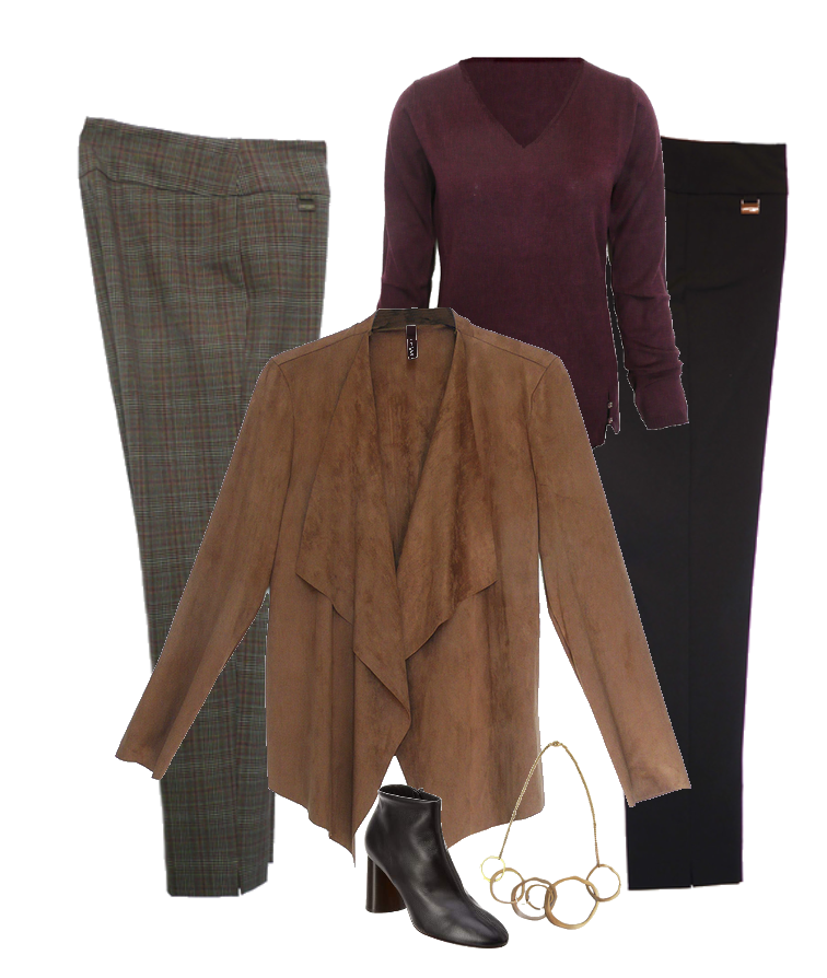 Wear it casual - We love this look for you!