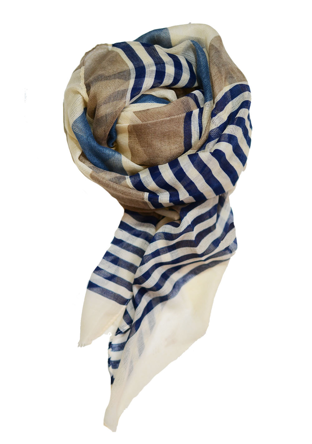 scarf nvy bge plaid.jpg