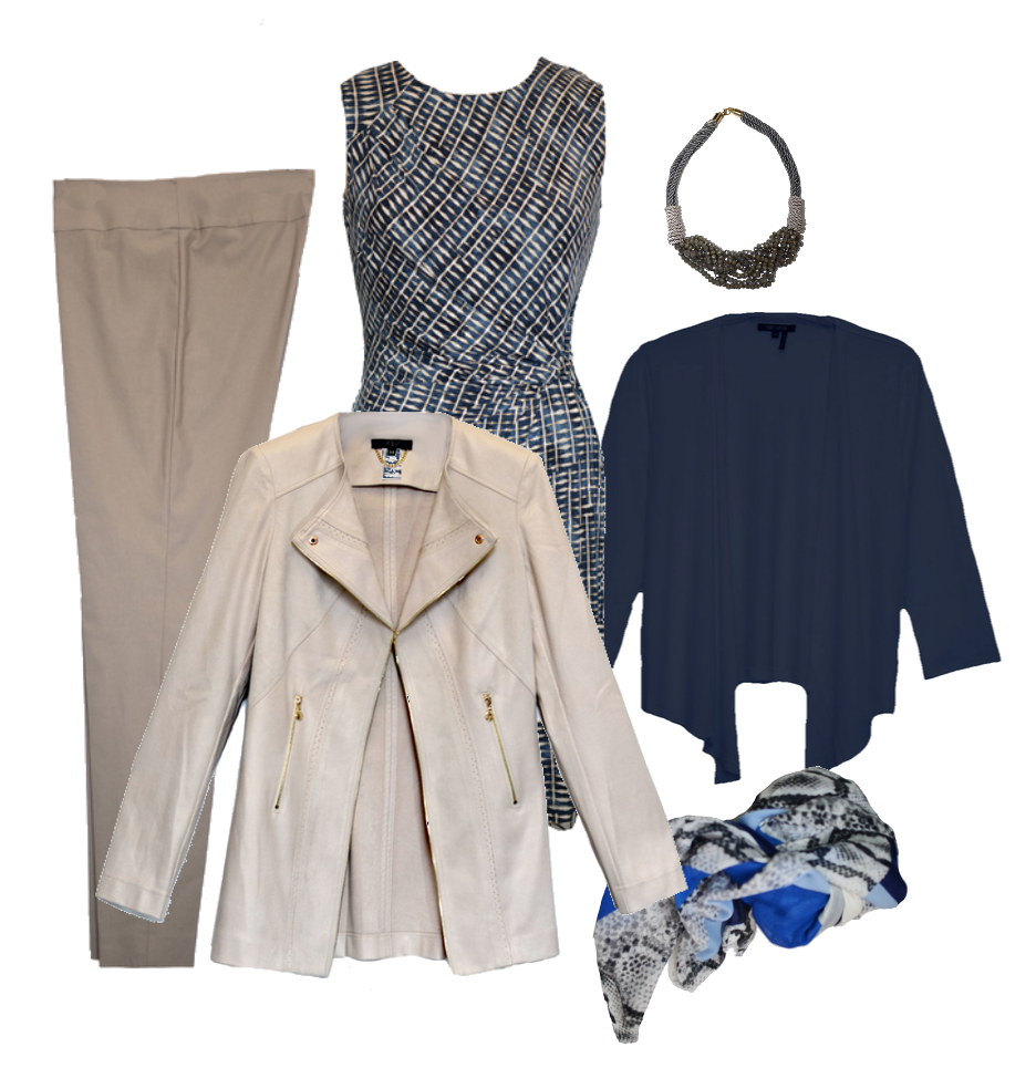 mix and match -