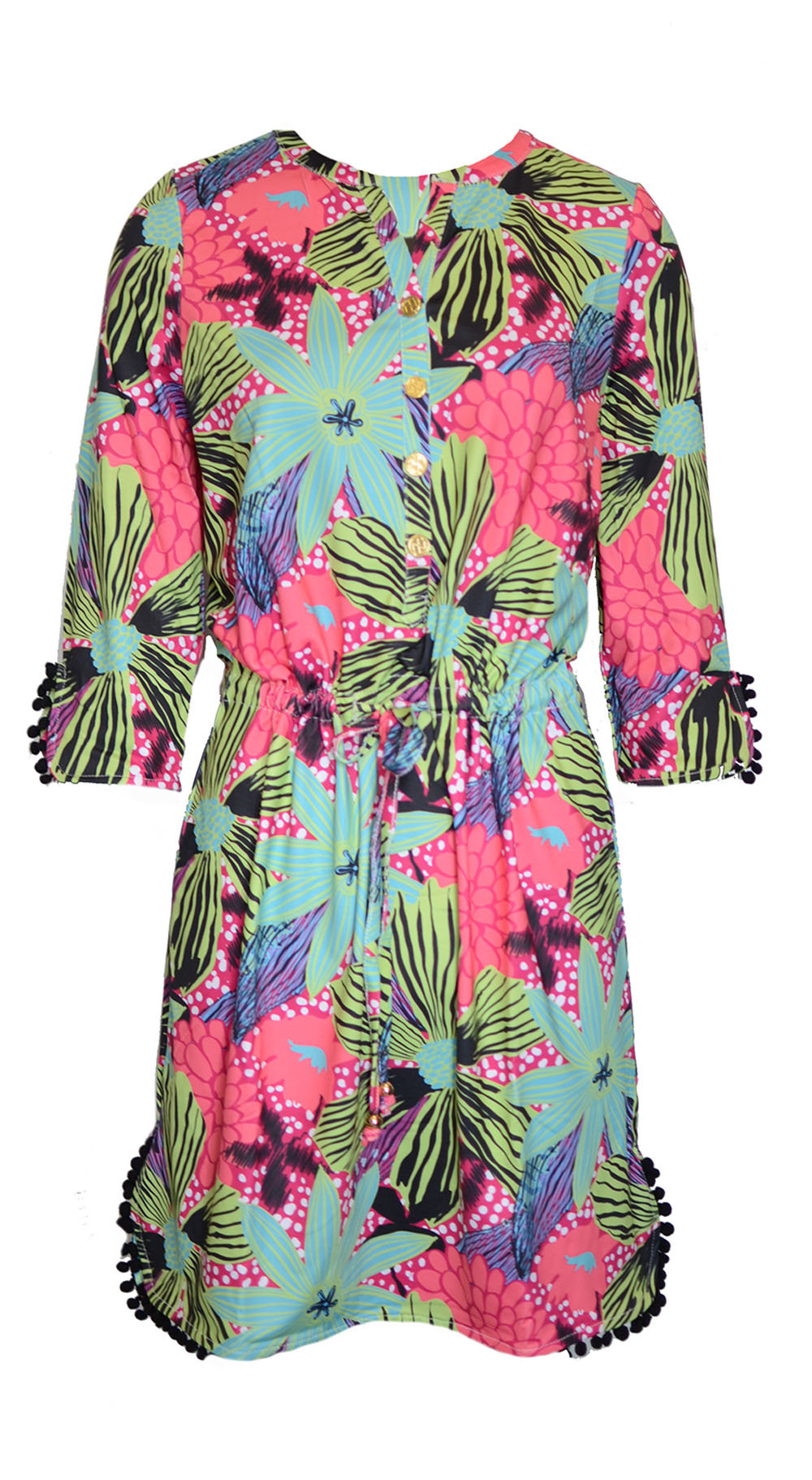 dress print drawstring pompoms.jpg