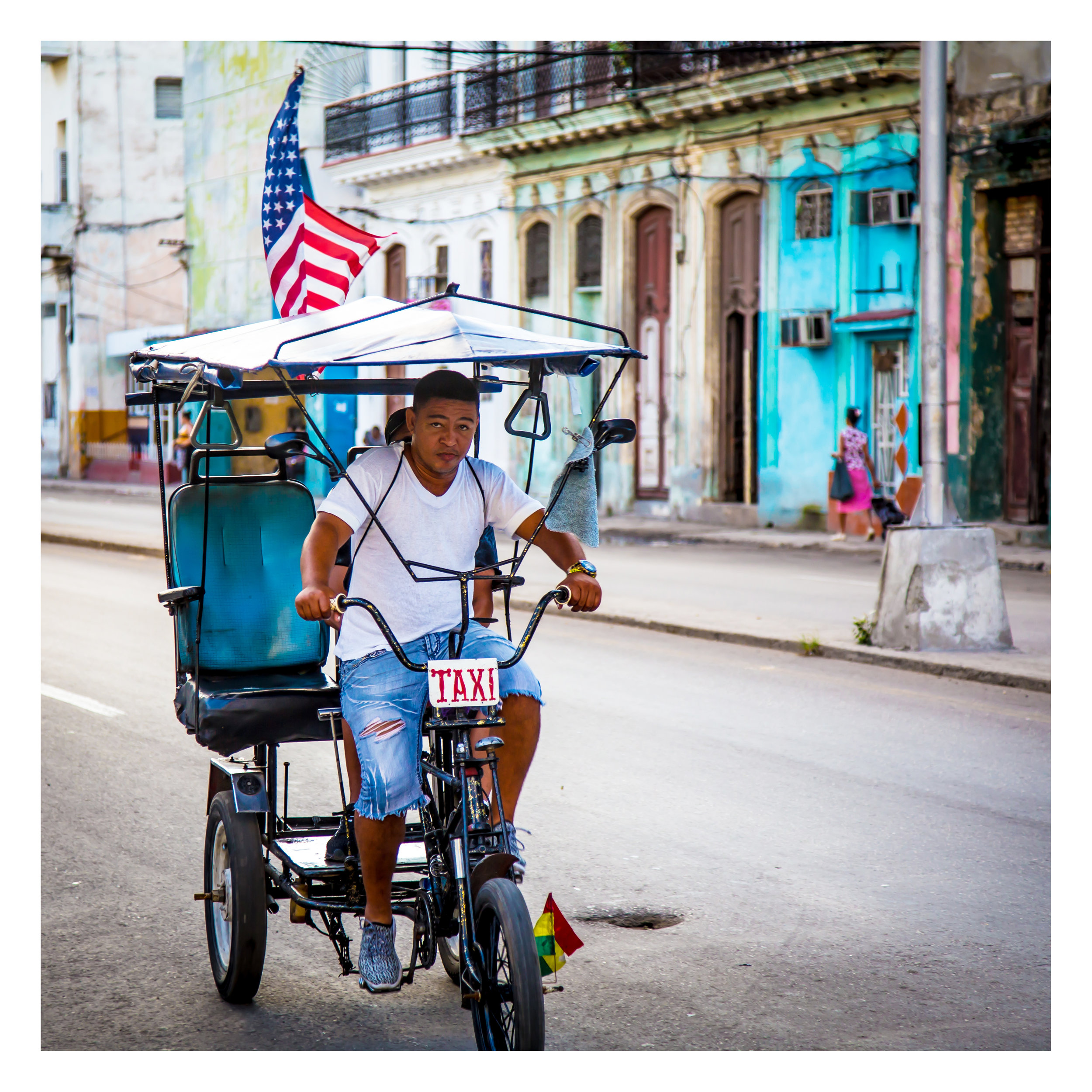 """""""Bici Taxi"""""""