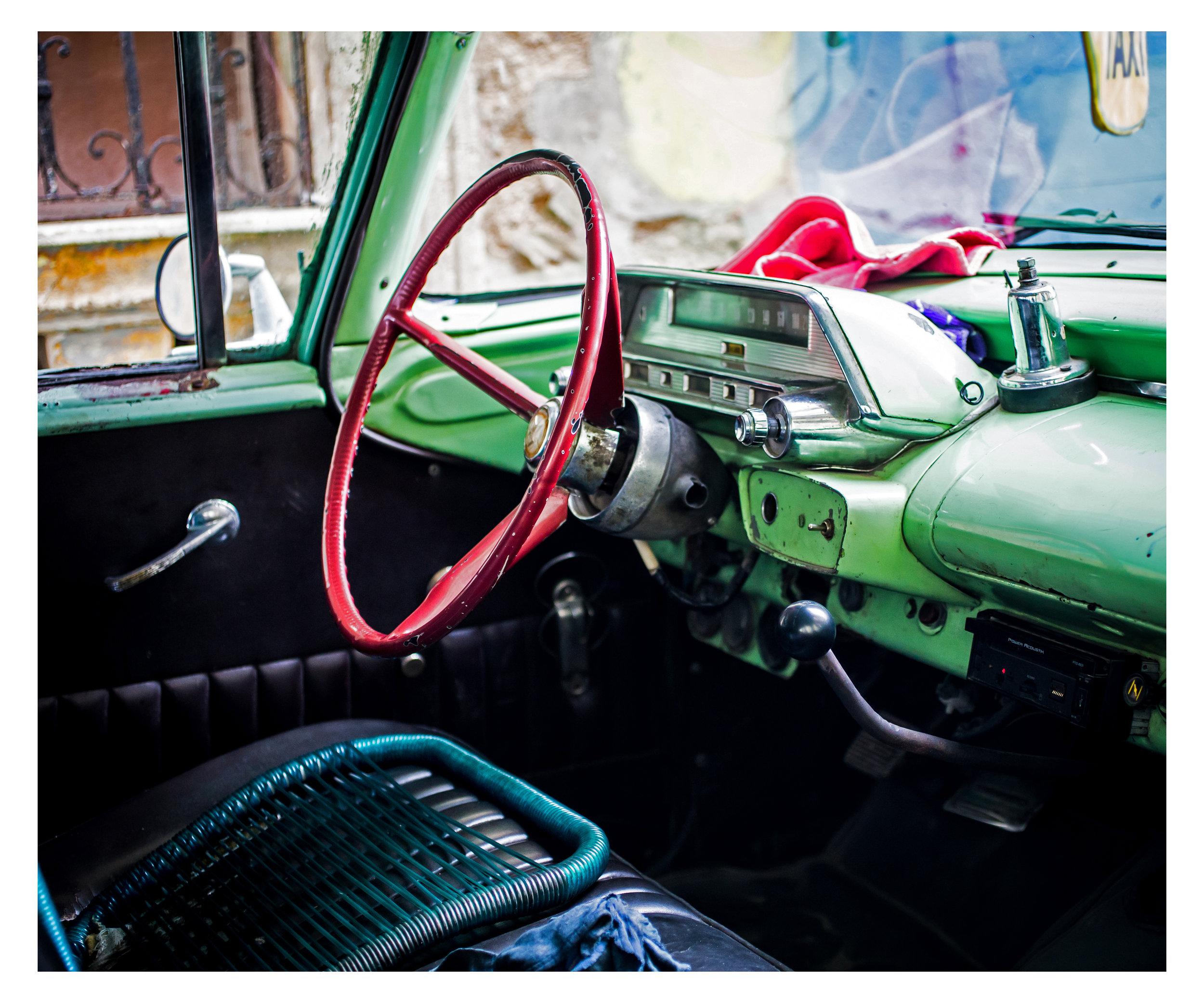 """Take The Wheel"""