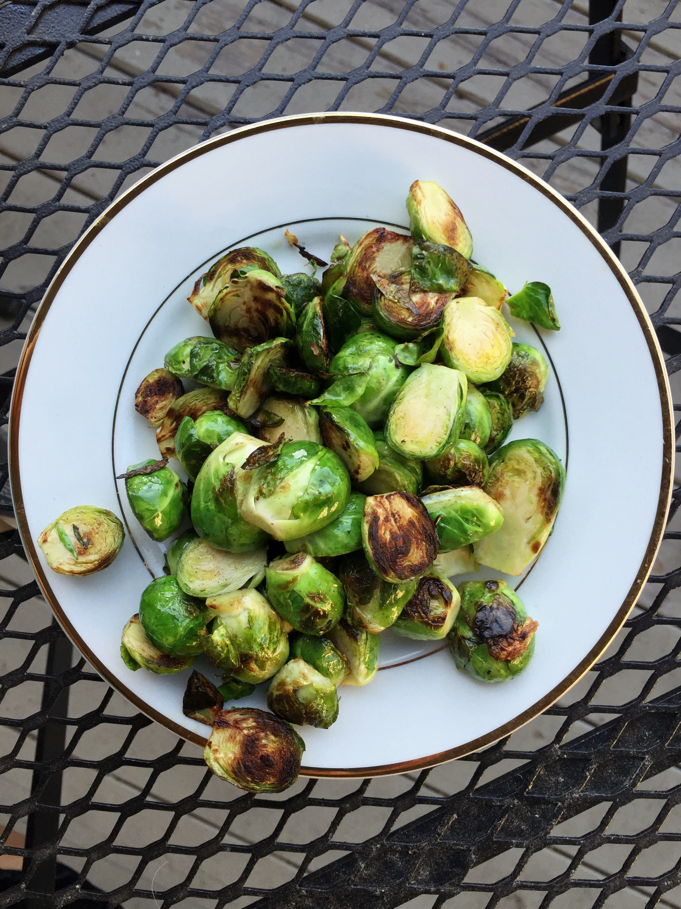 Brussel Sprouts from Sprouts