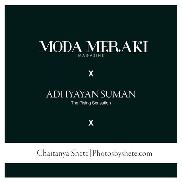 Here we are with another magazine cover for this month - Moda Meraki May 2019⠀ ⠀ Watch this space as we unveil the cover featuring the rising sensation @adhyayansuman for @modameraki223 tomorrow⠀ ⠀ #Photosbyshete #Bollywood #Magazine #Celebrity #Editorial⠀ ⠀ Featuring @adhyayansuman⠀ Magazine @modameraki223⠀ @vinitavw23 @lav_mj⠀ Photography @chaitanyashete | Photosbyshete.com⠀ Styling @vinitavw23 @ahanakhann⠀ Makeup and hair team @sonaliuttamchandaniartistry @makeupbyujjayini @trupti_kolhapure ⠀ Location @plunge.lounge⠀ BTS: @preet_hasmukh⠀ ⠀ ⠀ @photoquipindia @elinchrom_ltd @canonindia_official⠀ @canonusa⠀  #style #ootd #instafashion #fashionblogger #photooftheday #fashionista #outfit #mensfashion #fitness #fashion #model #fashionaddict @evaanborn #fashioneditorial #portrait #fashionphotographer #fashionblog #fashionpost #makeup #art #mua #styling #retouching #inspiration #editorialphotography #retouch
