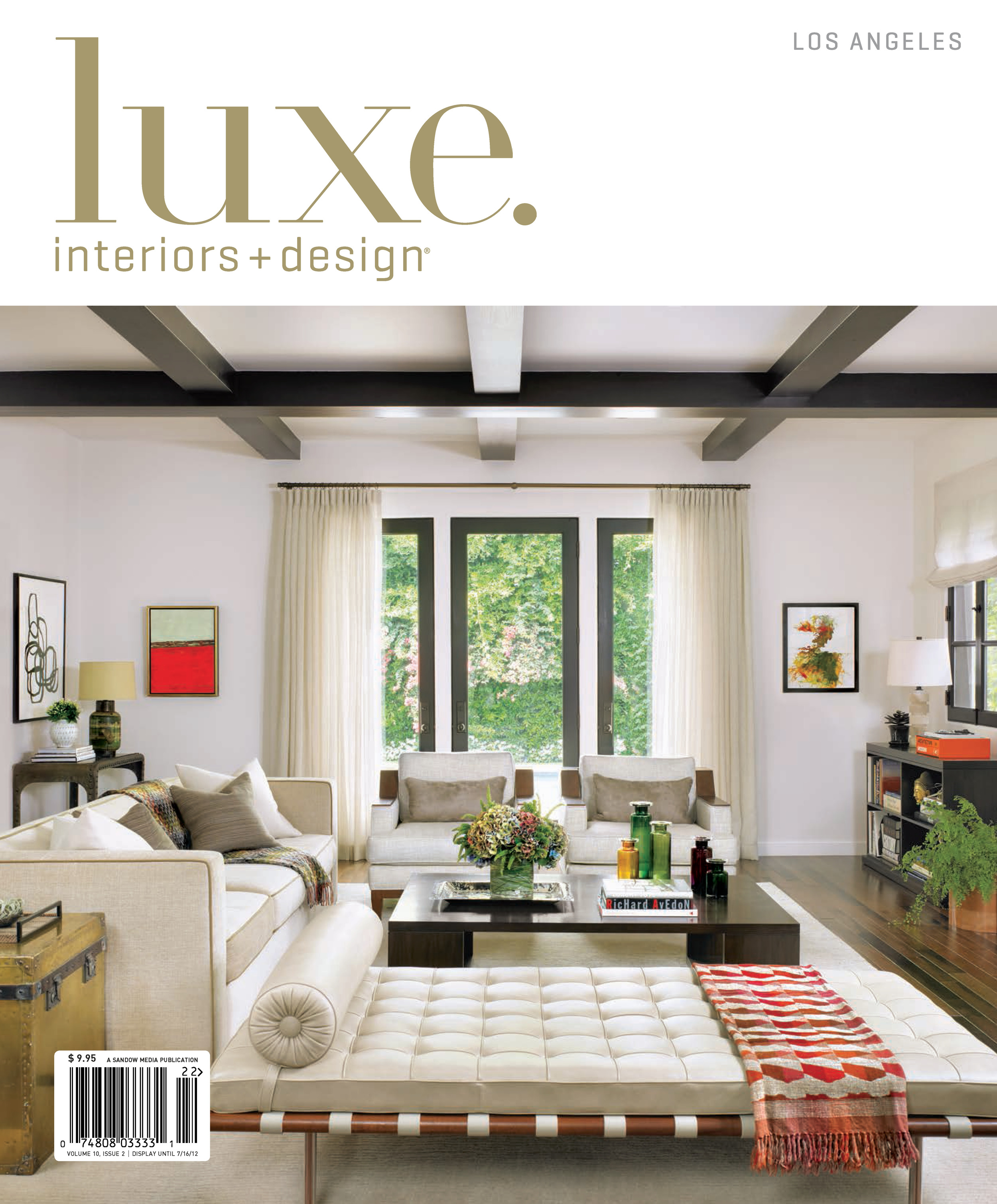 Luxe LA Cover - Spring 2012 - West Hollywood Bungalow.jpg