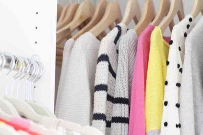 Tips for cleaning your closet